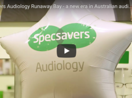 Specsavers Audiology Runaway Bay opening event