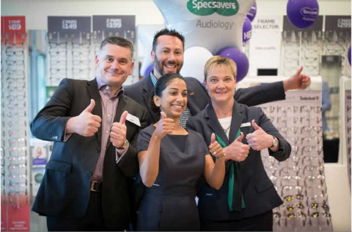 Specsavers Audiology Berwick opens for business