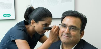 Lalitha Mahendren talks about her experience to date as Audiology Partner at Specsavers Berwick