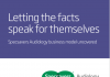 Specsavers Audiology - letting the facts speak for themselves